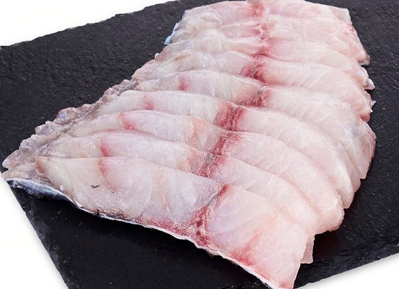 Barramundi (seabass) Fish Slices Frz 200g/pkt