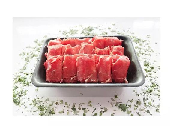 Beef Striploin Shabu Brazil 500g/pkt