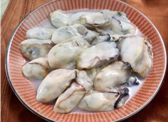 Oyster Meat L Size 1kg/pkt
