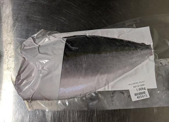 Hamachi (Yellow Tail) Sashimi Fillet 1.4-1.6kg/fillet