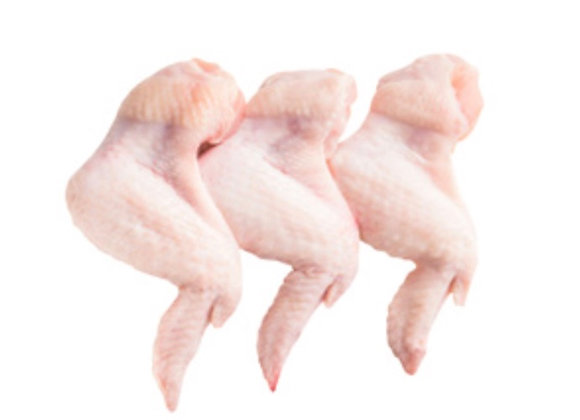 Chicken Wing Fresh-Frozen  500g/pkt