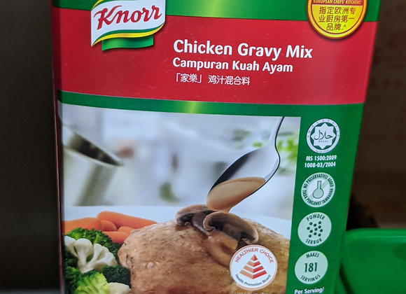 Chicken Gravy Knorr 1kg/tub