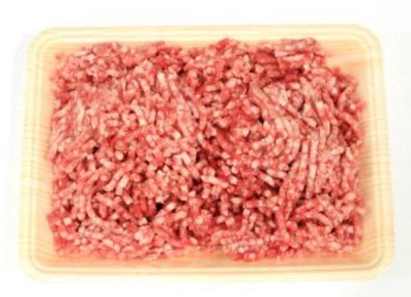 Frozen Iberico Pork Mince Spain 1kg/pkt