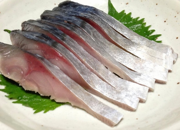 Vinegared Mackerel Fillet Ready to Eat 80-100gm/pc