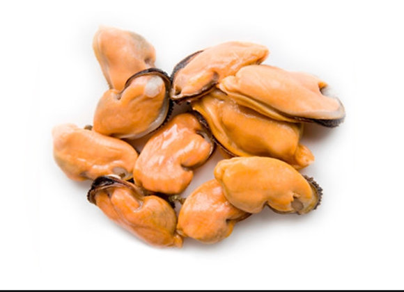 Green Lip Mussel Meat 500g/pkt