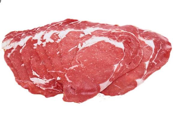 Beef Ribeye Shabu New Zealand 500g/pkt