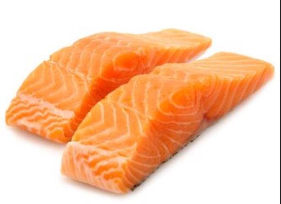 Salmon Portion Cut 500g/ Frozen