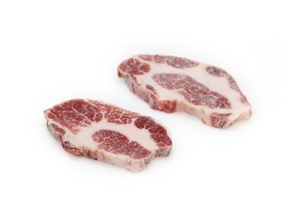 Iberico Pork Collar Steak 300g