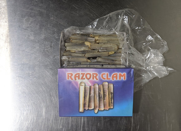 Razor Clams 1kg/box