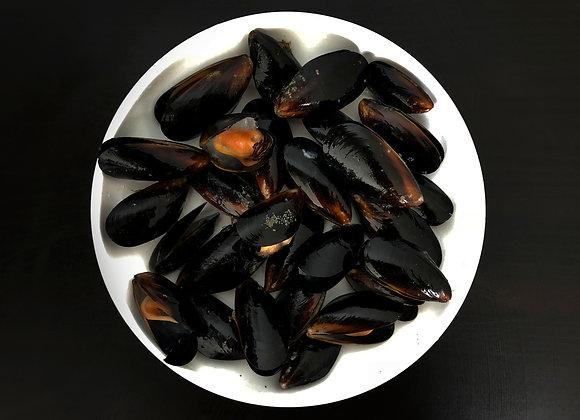 Black Mussel 425g/pkt