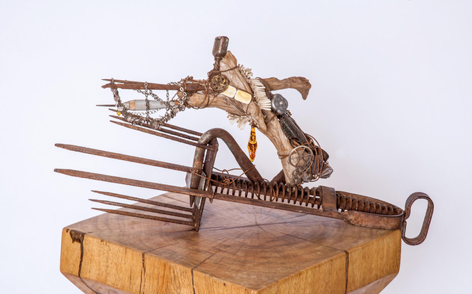 What is Assemblage Art?