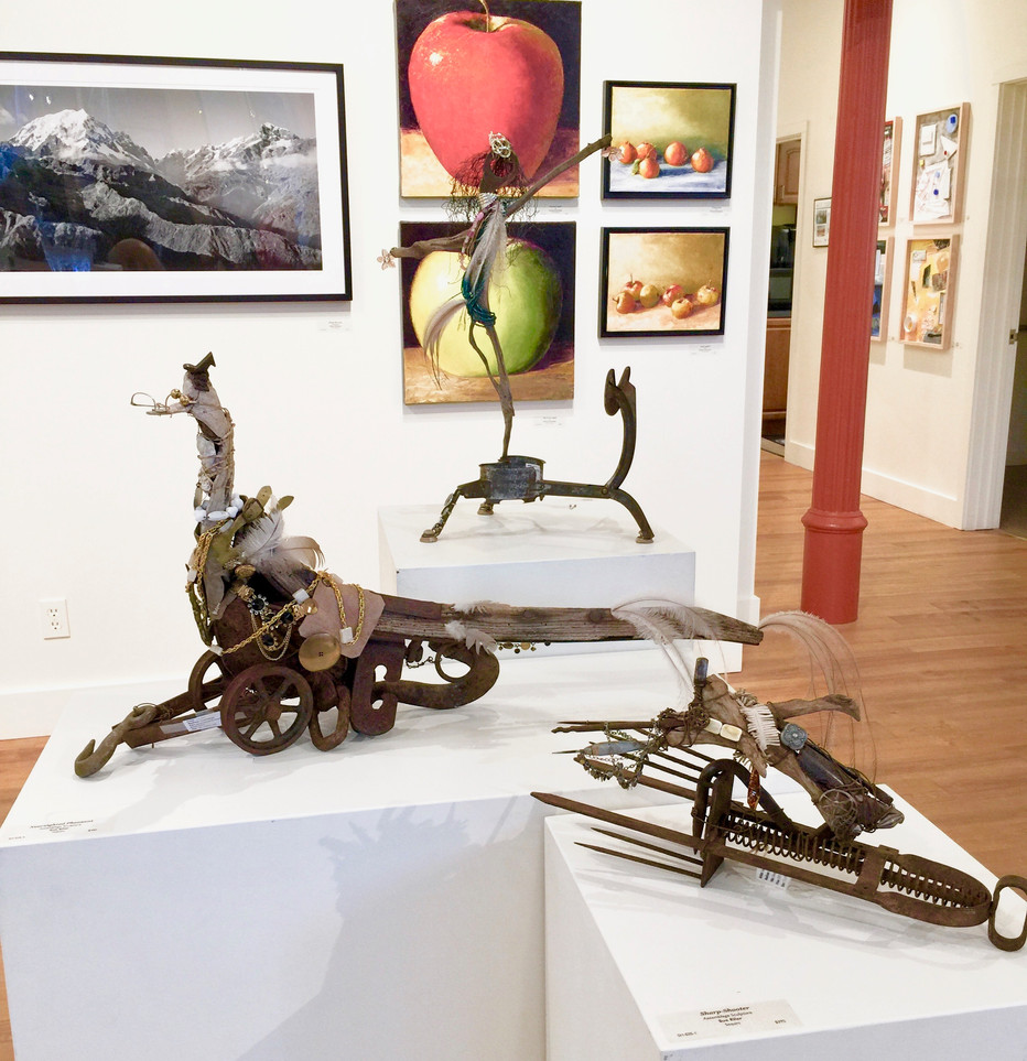 Showcase Opening Exhibit