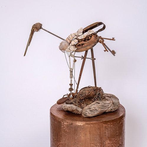 Constrained Crane