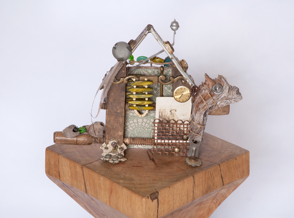 """Feral House #2"""