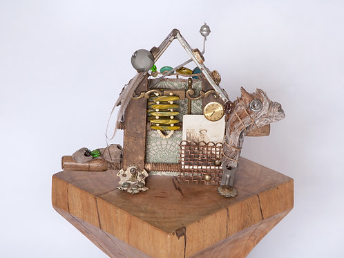 Feral House #2