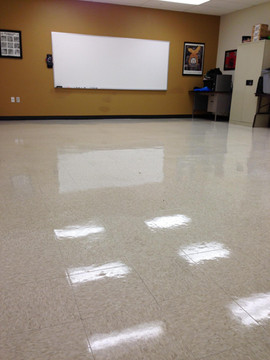 Commercial Floor Stripping