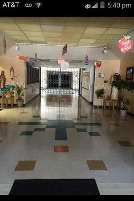 School Cleaning