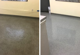 Epoxy Cleaning
