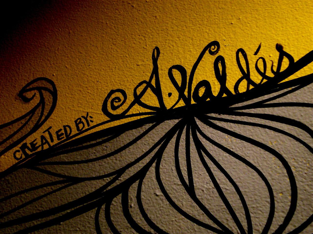 Respectable's Mural, 2009
