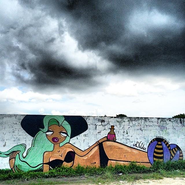 Bird Road Mural, 2014