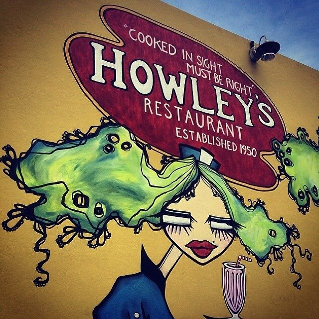 Howley's Mural, 2009