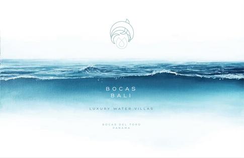 Bocas Bali Identity: Campaign