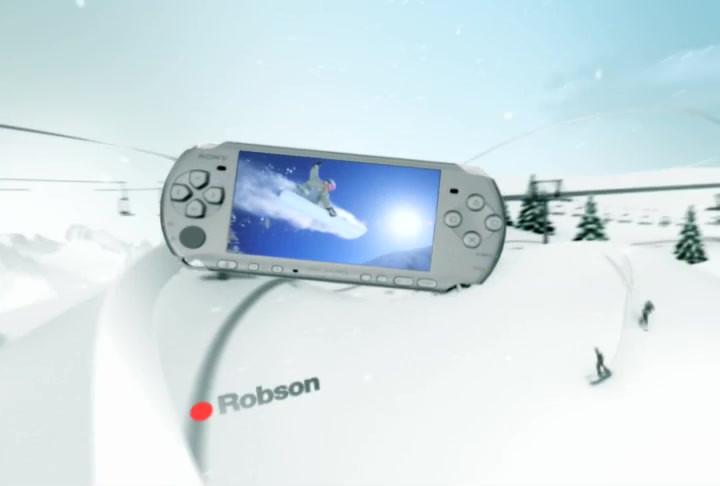 Canada Plays PSP