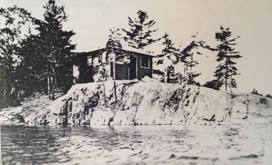 ORIGINAL BUILDING 1920's