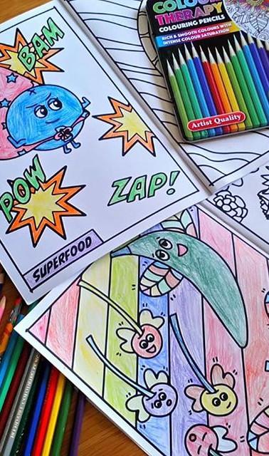 Colouring Book