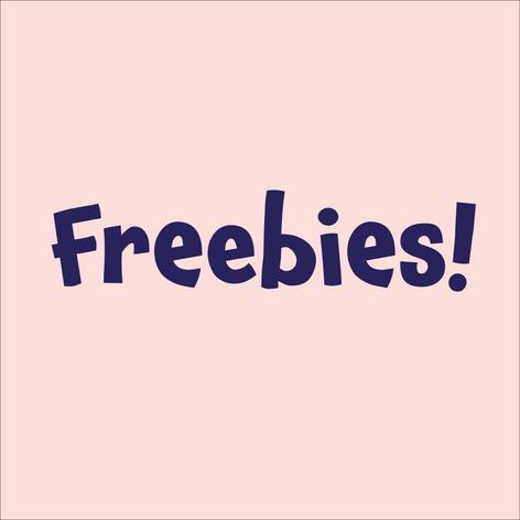 Free Activities!
