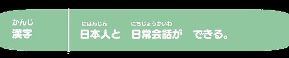ことばの会 漢字