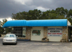 Commercial Awning 006