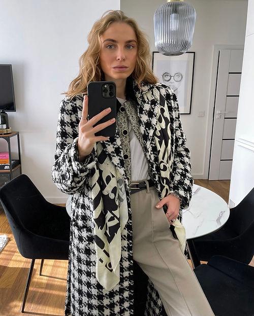 Agapes Wear Coat/Paltas