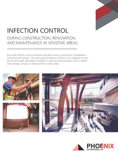 Infection Control During Construction, Renovation and Maintenance in Sensitive Areas