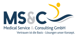 Logo MS&C Medical Service & Consulting G