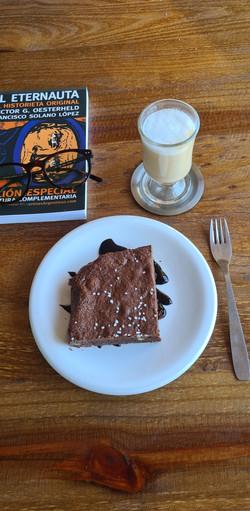 Que nunca falte Brownie & Sal gruesa