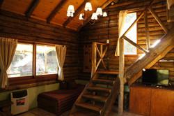 Sala de estar + 2 camas individuales
