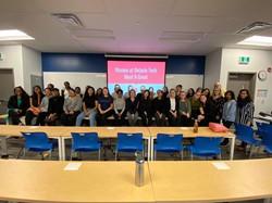 Women at Ontario Tech Meeting