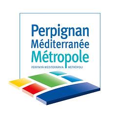 Logo Perpignan Méditerranée Métropole
