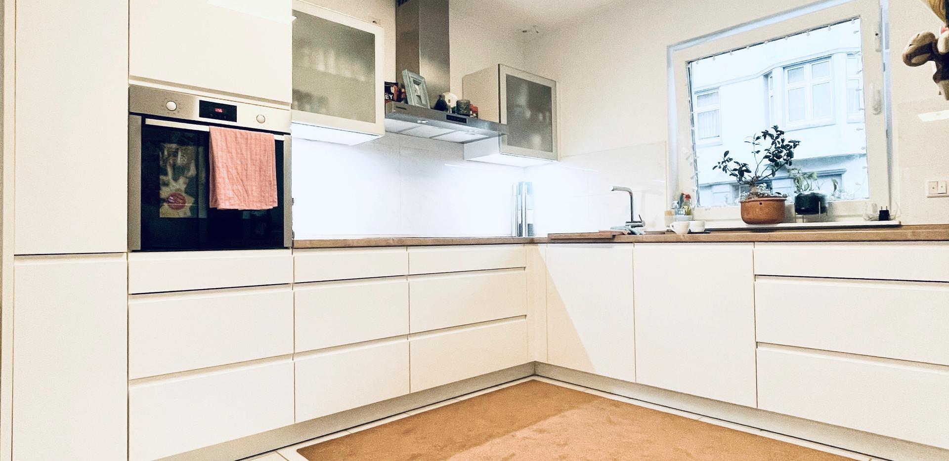 Küche inkl. Einbauküche von Nolte