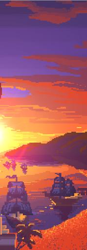 Un nuevo amanecer - La Isla Phira