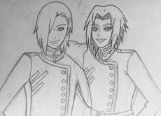 Kirk y Robbie (Kirbie)