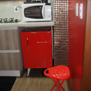 Apartamento Confort cozinha