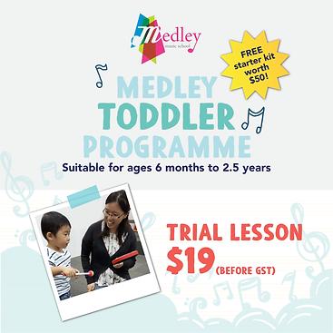 FB PROMO - Medley Music School_Trial Les
