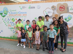 Clean and Green Singapore 2015