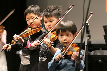 Group Violin class Medley Music School Toa Payoh Singapore