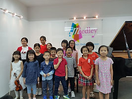 Performance Class at Medley Music School Singapore Toa Payoh