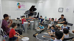 Holiday Workshops at Medley Music School Singapore Toa Payoh Value added Free workshops