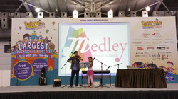 Performance at SmartKids Asia 2015