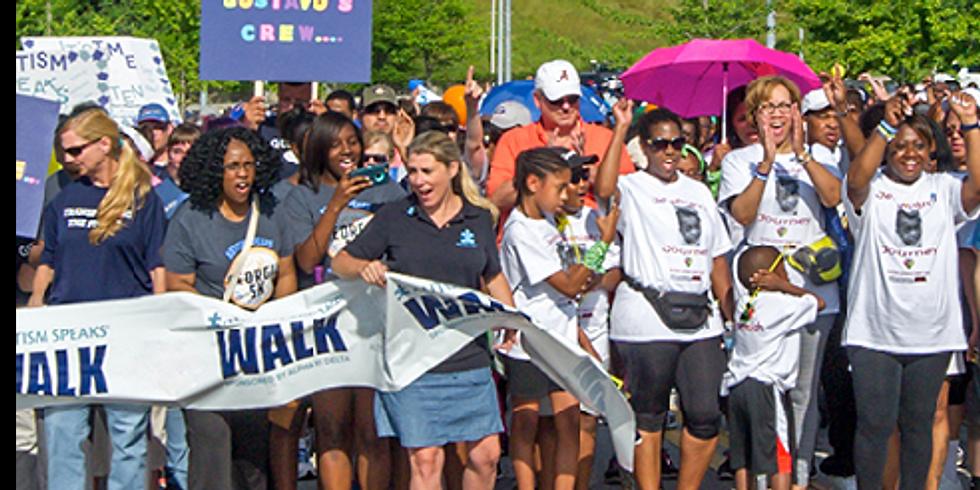 Atlanta Walk For Autism